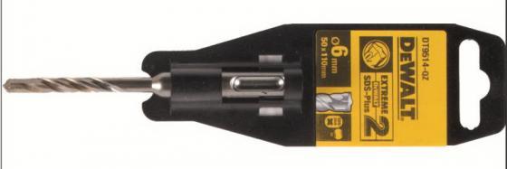 Бур DEWALT DT9663-QZ SDS+ INDUSTRIAL, 6 х 110мм бур dewalt dt9553 qz