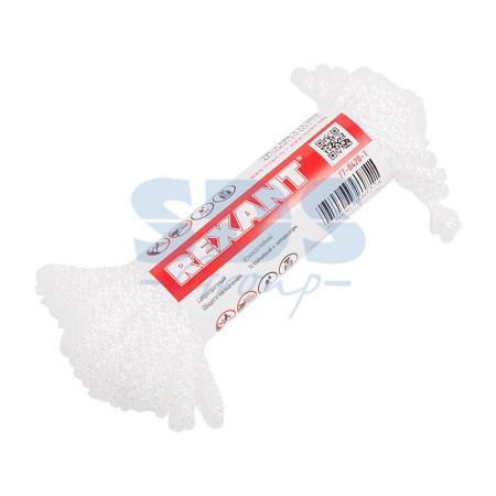 Шнур REXANT 4мм 20м (белый) рулетка rexant профи