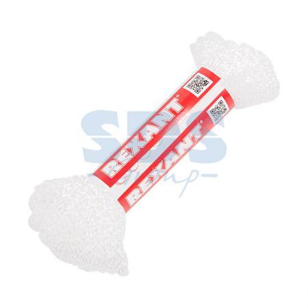 Шнур REXANT 5мм 10м (белый)