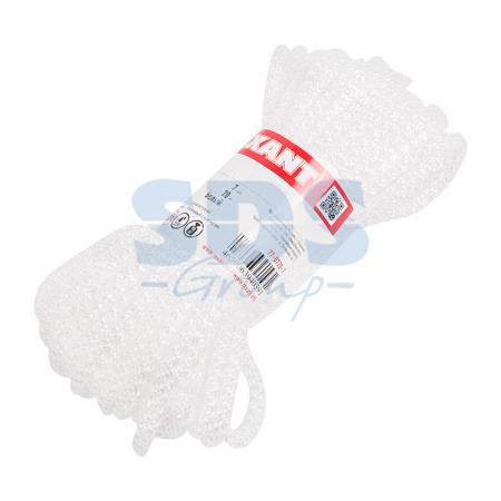 Шнур REXANT 7мм 20 м. (белый) рулетка rexant профи
