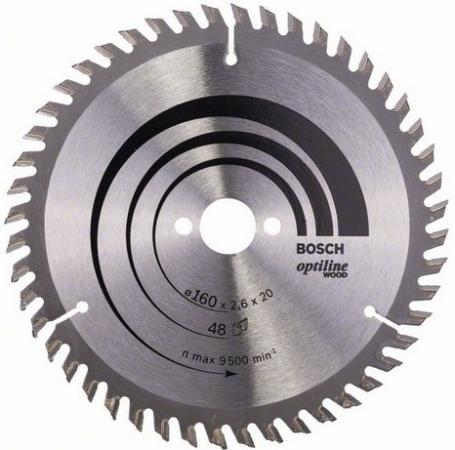 Диск пильный BOSCH Optiline Wood 160x48x20/16 (2.608.640.732) 160x48x20/16 [sa]imports of us cooper bussmann fuses fwp 700a 700v fuse