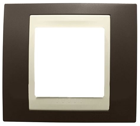 Рамка 1 пост какао/бежевый Schneider Electric MGU6.002.571 рамка 1 пост бежевый schneider electric mgu2 002 25