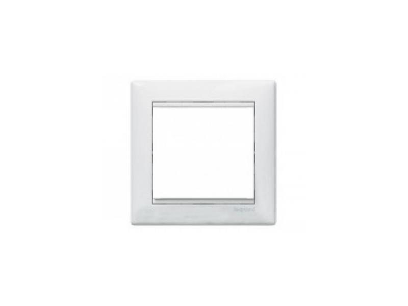 Рамка Legrand Valena одноместная белая 774451