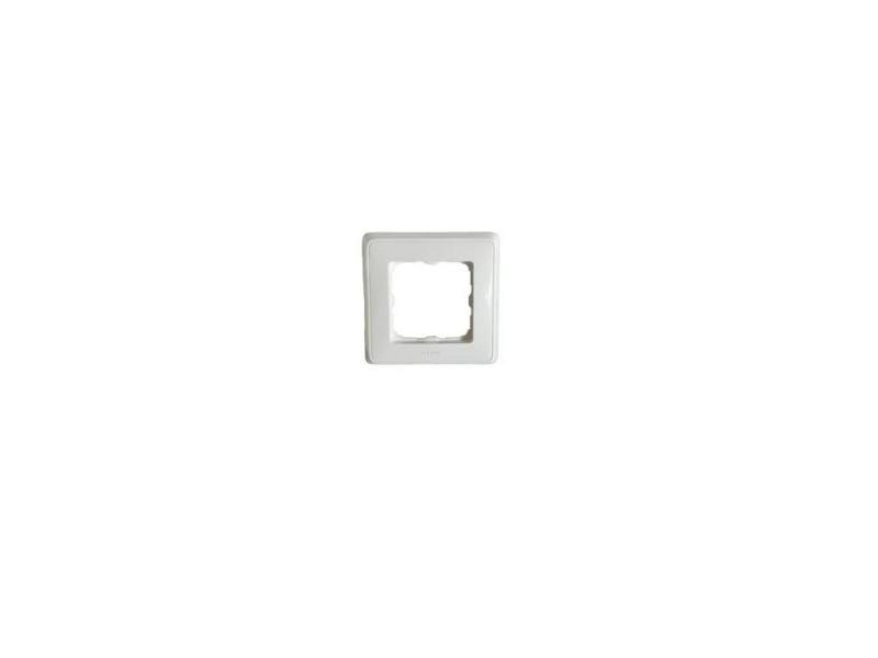 Рамка Legrand Cariva 1 пост белый 773660