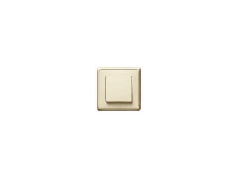 Выключатель Legrand Cariva 1-клавишный 16А слоновая кость 773700