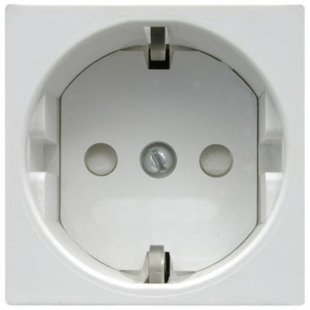 Розетка электрическая Schneider Electric бежевый RN16-113-BE