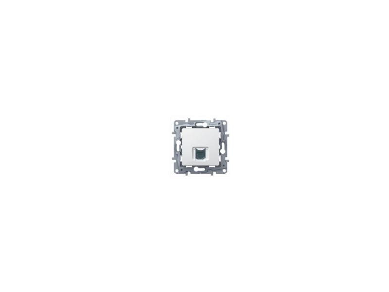 Розетка информационная Legrand Etika RJ45 кат.5 UTP белый 672241