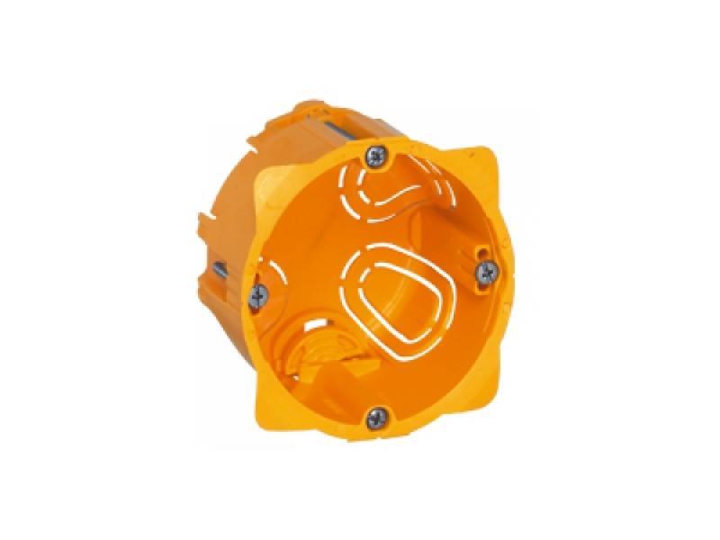 Электромонтажная коробка Legrand Batibox для перегородок 1 пост глубина 50мм 80051