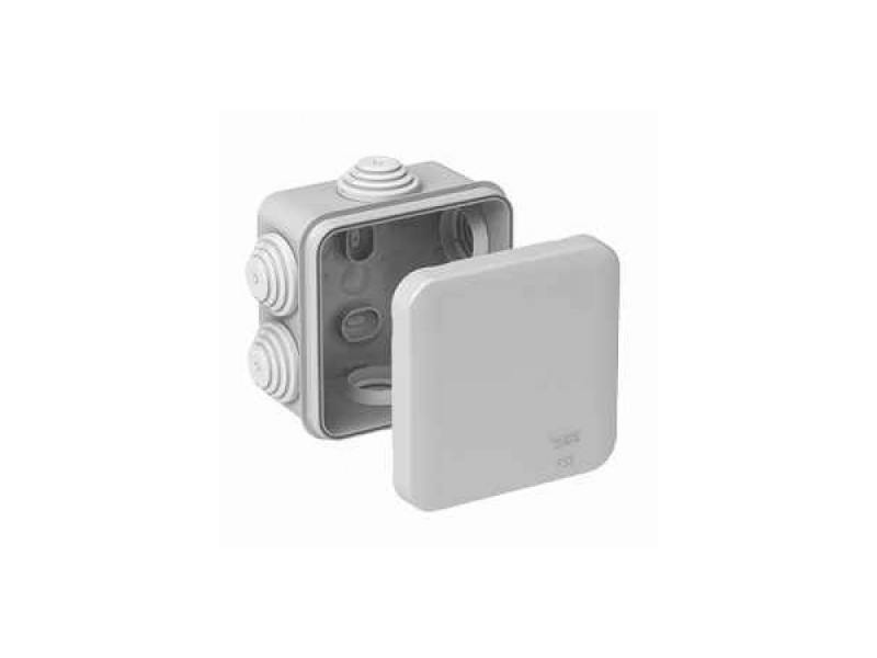 Распределительная коробка открытой установки Schneider Electric 85x85x45мм IMT35092 коробка schneider electric blnrk000015