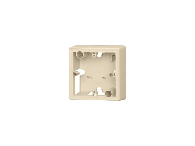 Коробка накладная Legrand Valena 1 пост слоновая кость 776131