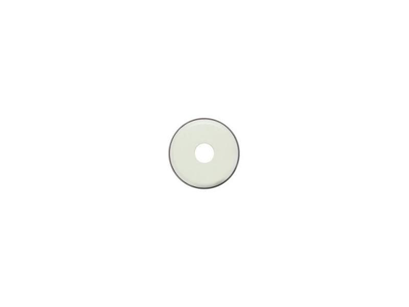 Лицевая панель Legrand Celiane для розетки TV или SAT белый 68282 лицевая панель legrand celiane для розетки 2хrj45 белый 68252