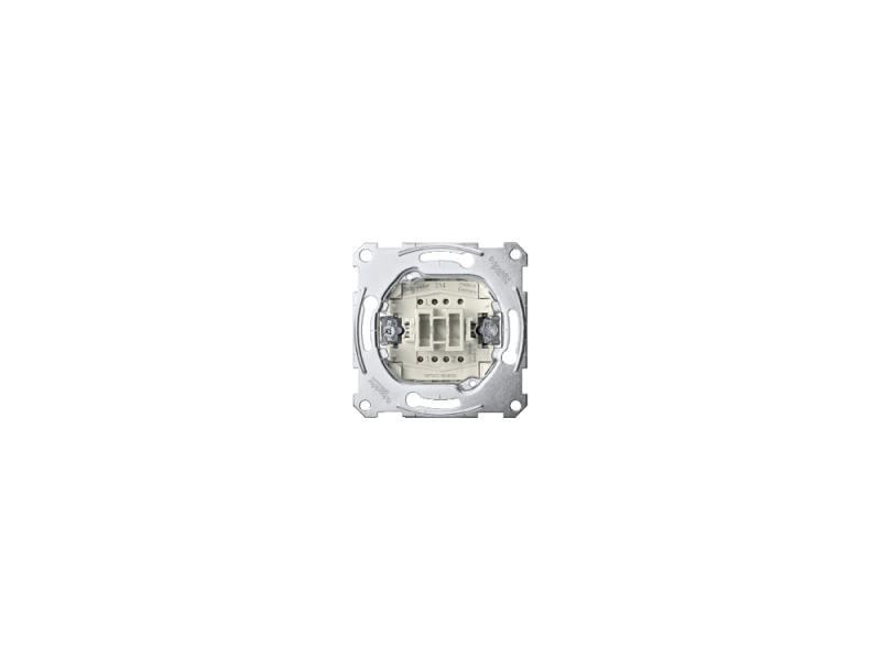 Переключатель Schneider Electric 1-клавишный MTN3116-0000 настенный переключатель makegood 1 1 mg uk01b