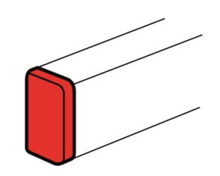 Заглушка Legrand торцевая 105x35 белый 10701 заглушка legrand 13 модулей белый 01662