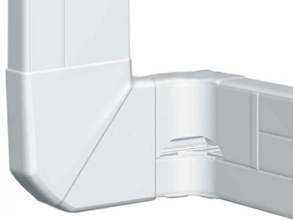Кабель-канал DLP LEGRAND 65x220мм 2 или 3 секции 2м белый 10459