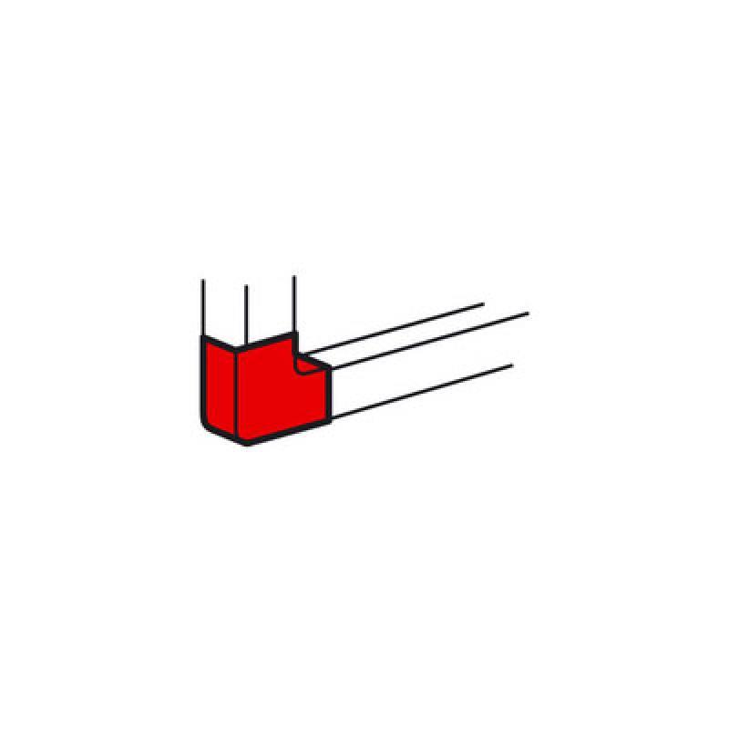 Угол плоский Legrand Metra 100x50мм 638013