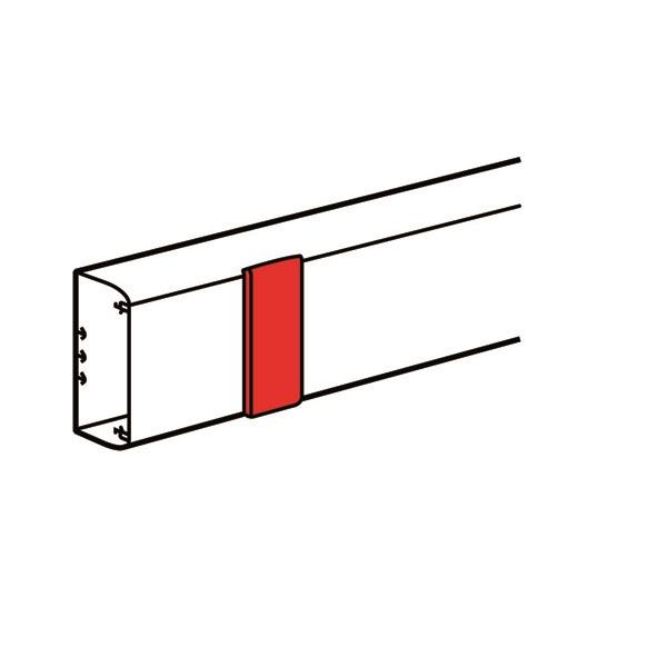 Накладка на стык крышки Legrand 65мм 10801 накладка на стык крышек 180 legrand 10806