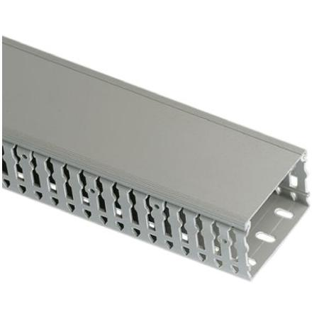 Кабель-канал Legrand Transcab 60х60мм 636112 кабель канал legrand 010429 105х50мм с крышкой 65мм 1м