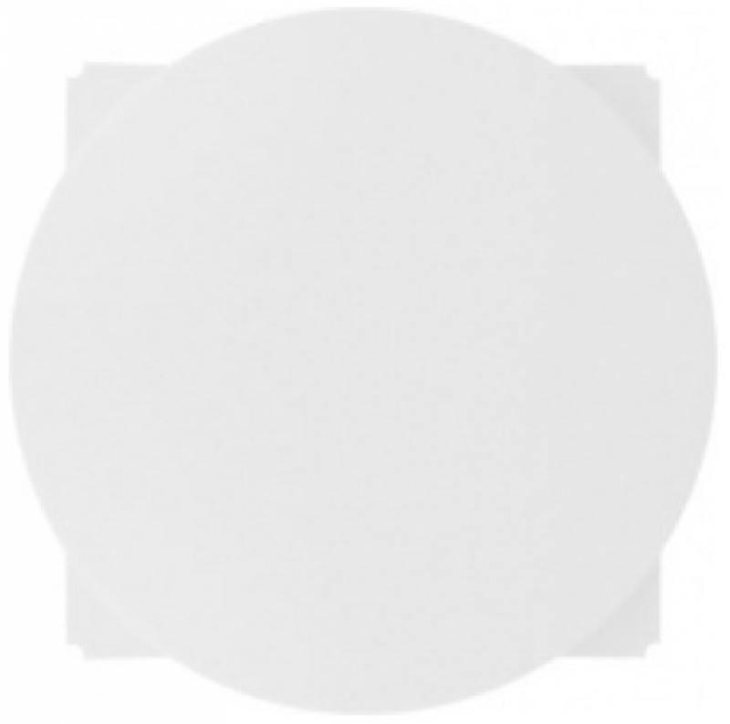 Лицевая панель Legrand Celiane для заглушки белый 68143
