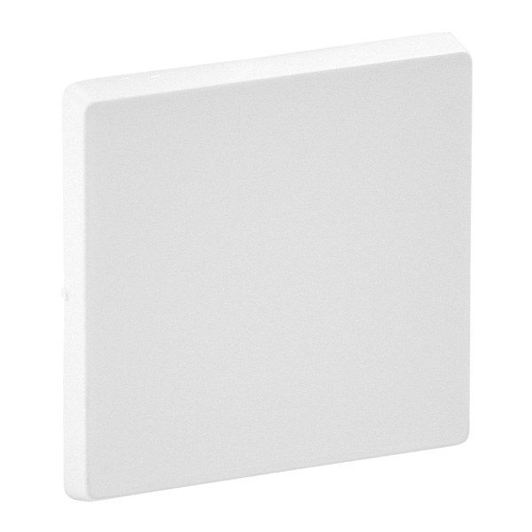 Лицевая панель Legrand Valena Life для выключателя 1-клавишного белый 755000 клавиша legrand для выключателя 2 клавишного белый 777012