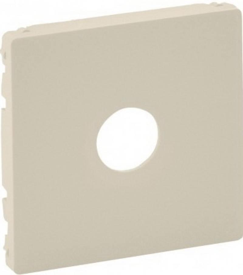 Лицевая панель Legrand Valena Life для розеток ТВ слоновая кость 754761