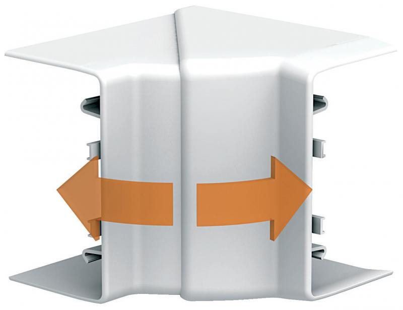 Угол короба Schneider Electric OptiLine внутренний 75х55мм ISM10101 угол короба schneider electric optiline внутренний 95х55мм ism10201