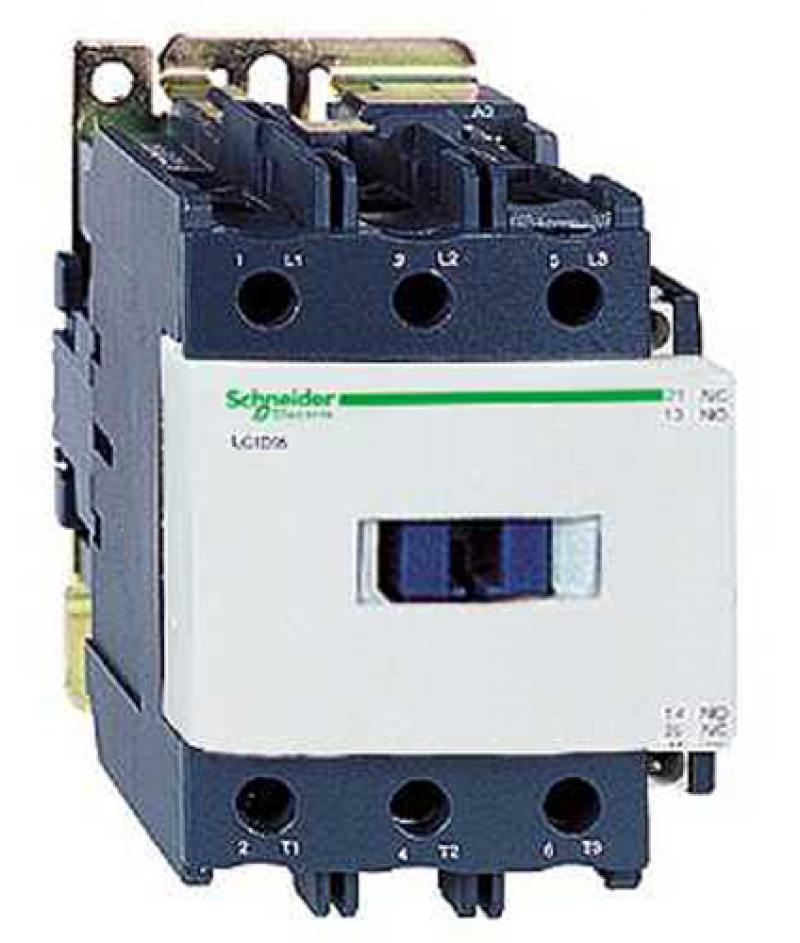 Кантактор  Schneider Electric D 3Р 95 A НО+НЗ 220V 50/60 Гц  LC1D95M7