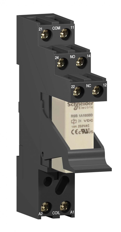 Колодка для реле Schneider Electric RSZE1S48M