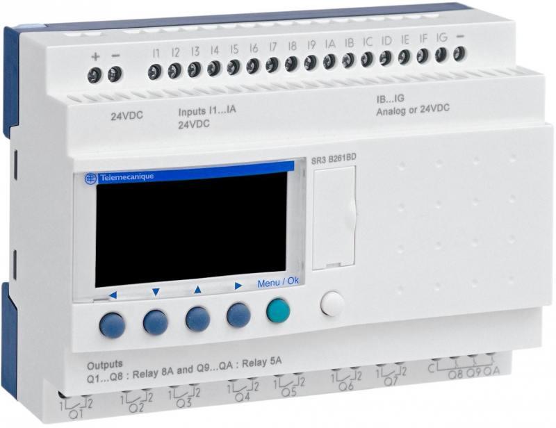 Реле Schneider Electric SR3B261BD