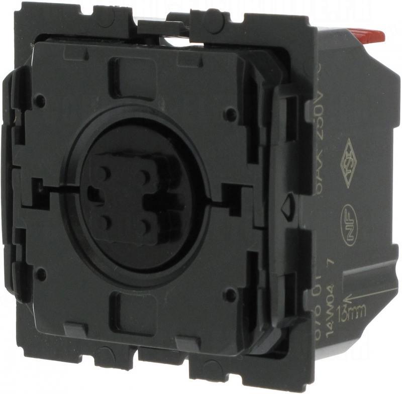 Выключатель Legrand Celiane для прямого управления рольставней/штор/тента 67601 выключатель legrand celiane перекрестный 67005