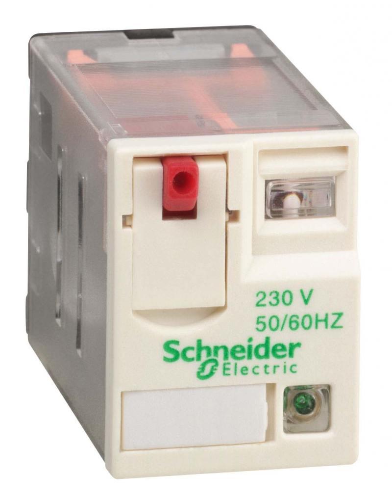 Реле Schneider Electric RXM4AB2P7