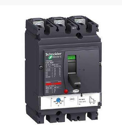 Автоматический выключатель Schneider Electric TM160D NSX160B LV4303103П3Т люстра linvel lv 9053 3 white