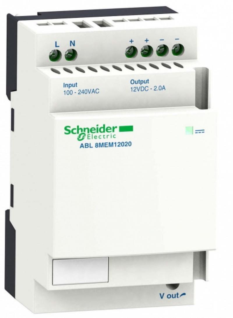 Блок питания Schneider Electric модульный ABL8MEM24003
