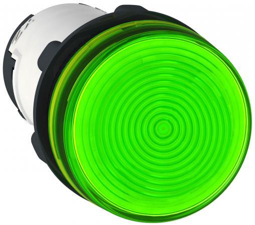 Лампа сигнальная Schneider Electric 22мм 230В зеленый XB7EV73P