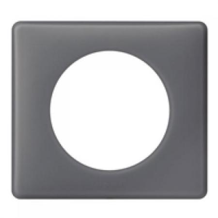 Рамка 1-постовая Legrand Celiane Фиолетовая перкаль 66731 legrand рамка четырехместная legrand celiane норка