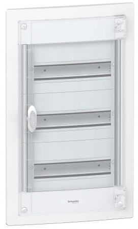 Шкаф электрический встраиваемый Schneider Electric Pragma 3 ряда по 13 модулей PRA24313