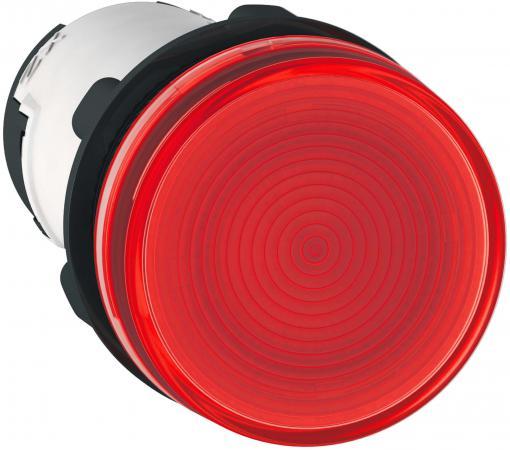 Лампа сигнальная Schneider Electric 22мм 230В красный XB7EV74P