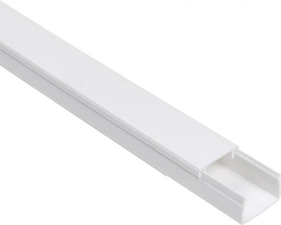 Iek (CKK10-020-010-1-K01) Кабель-канал 20х10 ЭЛЕКОР длина 2м.