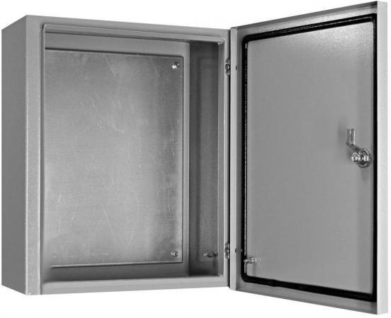 Щит RUCELF ЩМП-05 IP54 с монтажной панелью 400х400х155мм