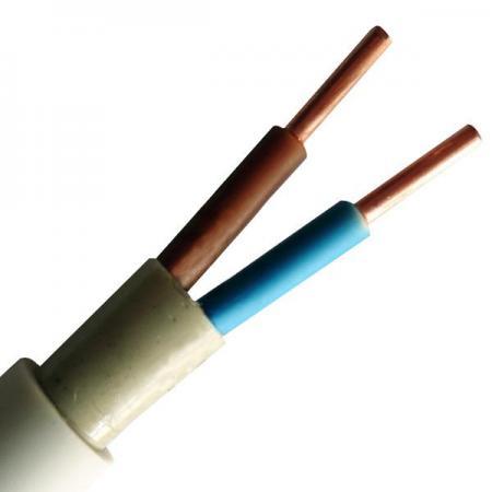 Кабель СЕВКАБЕЛЬ NYM 2х2,5ок(N) 100м ГОСТ IEC 60227-4-2011