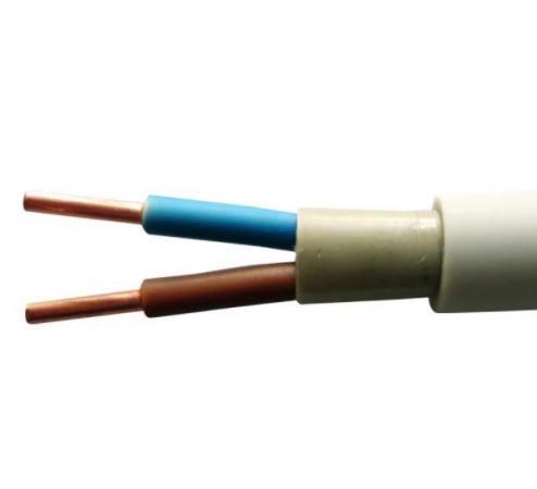Кабель СЕВКАБЕЛЬ NYM 2х1,5ок(N) 100м ГОСТ IEC 60227-4-2011