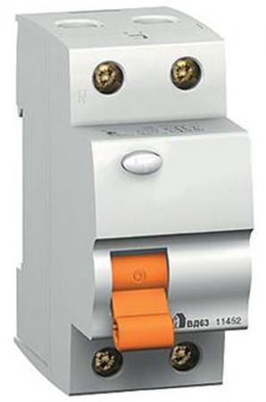 Выключатель дифференциального тока Schneider Electric ВД63 2П 40A 30мА 11452 brand new original adda ab07005hx07kb00 dc5v 0 40a qat10 notebook fan