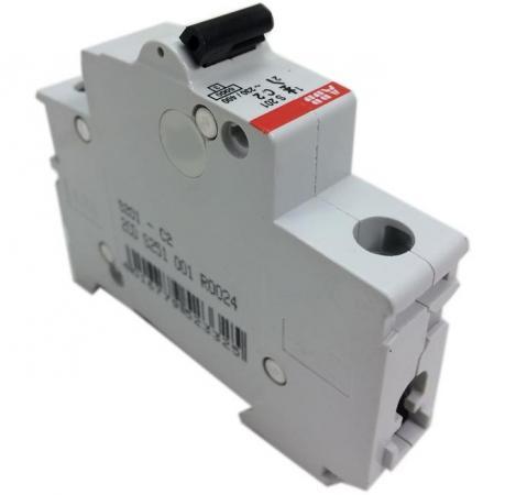 ABB 2CDS251001R0064 Автомат.выкл-ль 1-полюсной S201 C6