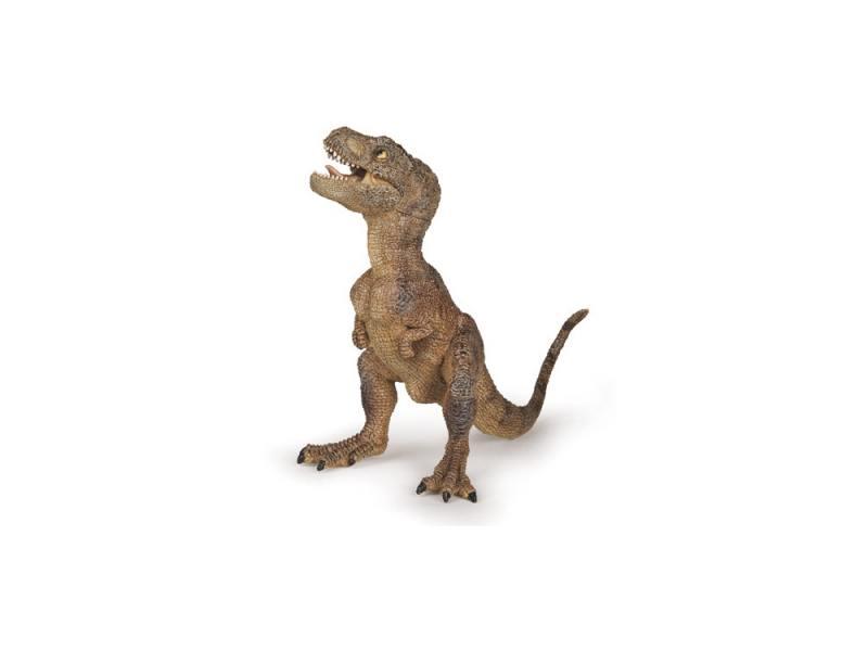 Фигурка Papo Коричневый детеныш тиранозавра Рекса 9.5 см 55029
