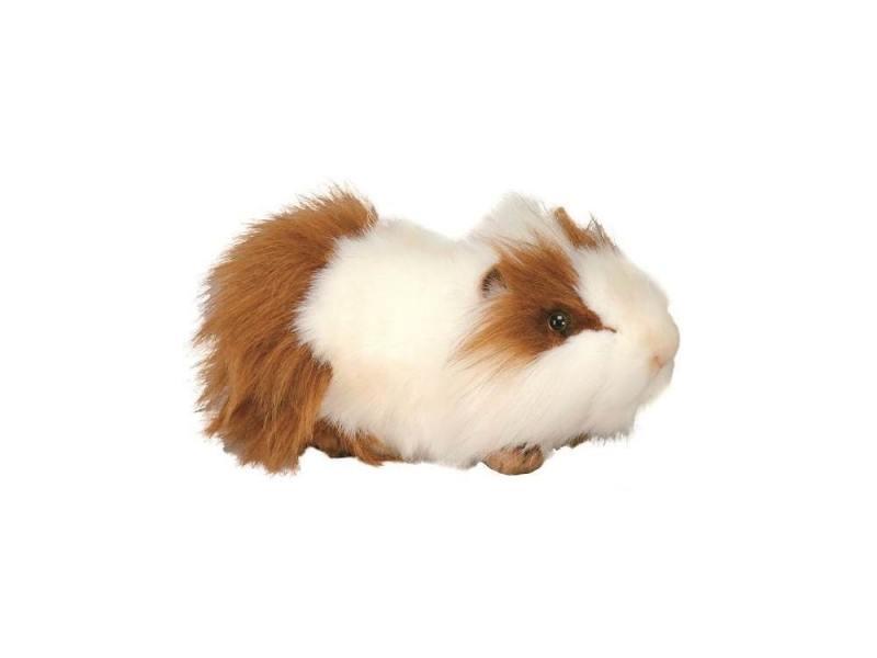 Фигурка Hansa Морская свинка бело-рыжая 30 см 3245 фигурка hansa овечка белая 29 см 4806021956489