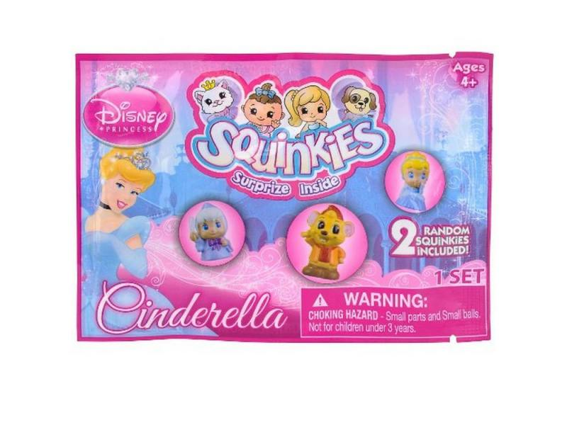 Набор фигурок Squinkies Disney Princess Cinderela