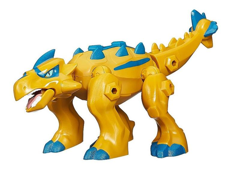 Фигурка Hasbro разборная трансформер Ankylosaurus B2161