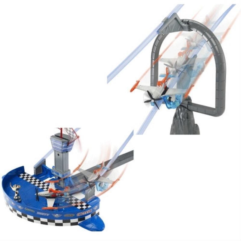 Mattel Planes Игровой набор Воздушные гонки Y0996 от 5 лет