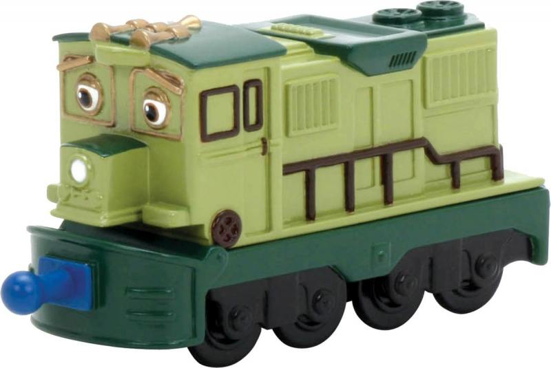 Паравозик Chuggington Die-Cast Локомотив Данбар LC54004 paul alexander man of the people the life of john mccain