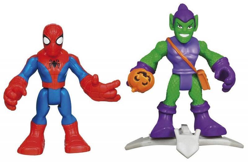 Игровой набор Hasbro Spider-man 37929 игровые наборы spider man игровой набор паутинные крылья