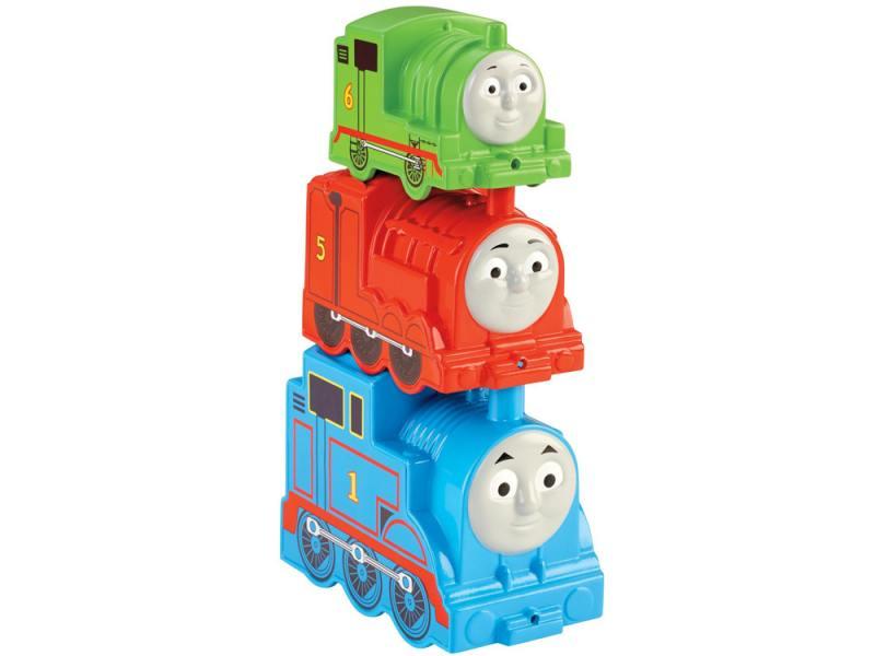 Игровой набор Fisher Price Томас и друзья. Складывающиеся блоки-паровозики 3 предмета CDN14